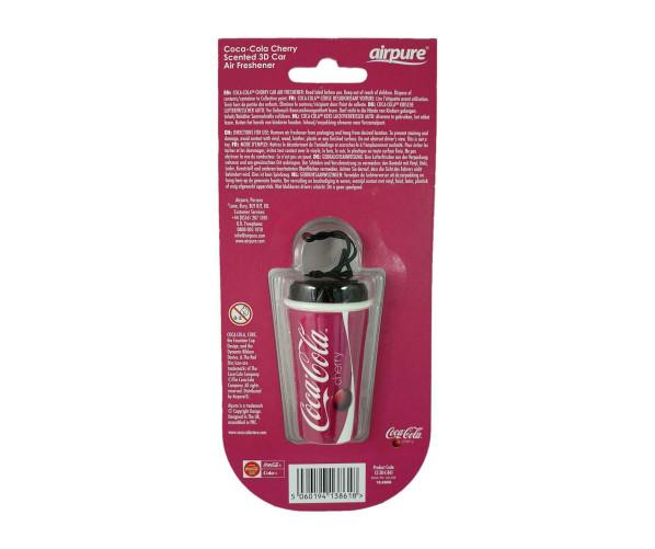 Air Freshener Coca-Cola Cherry AIRPURE