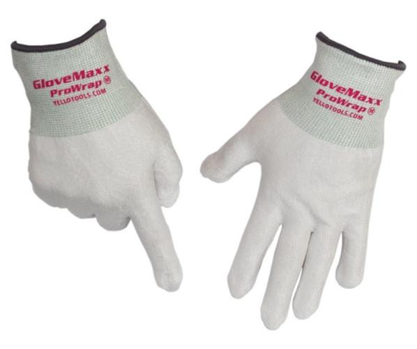 GloveMaxx ProWrap Перчатки для поклейки пленок, S  Yellotools