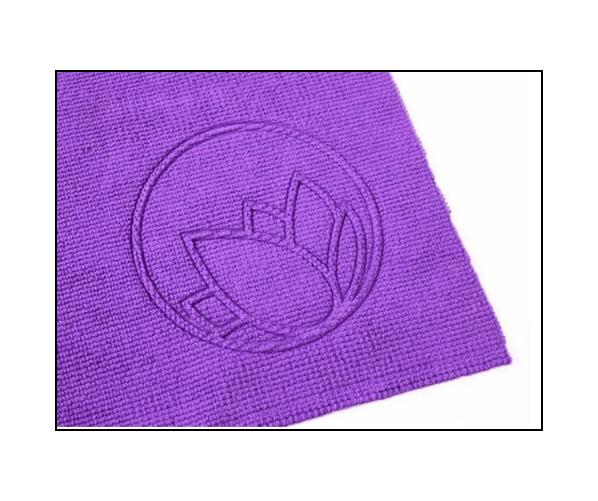 Универсальная микрофибра Microfiber Cloth 40x40 cm, purple  Nanolex