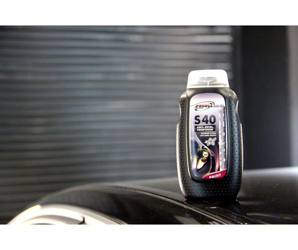 Ультрафінішна полірувальна паста S40 Anti-Swirl Compound 250 g Scholl Concepts