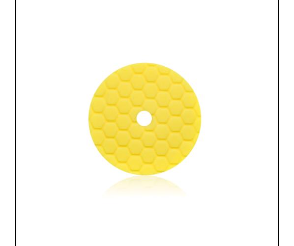 Foam Pad Yellow Heavy 90 mm