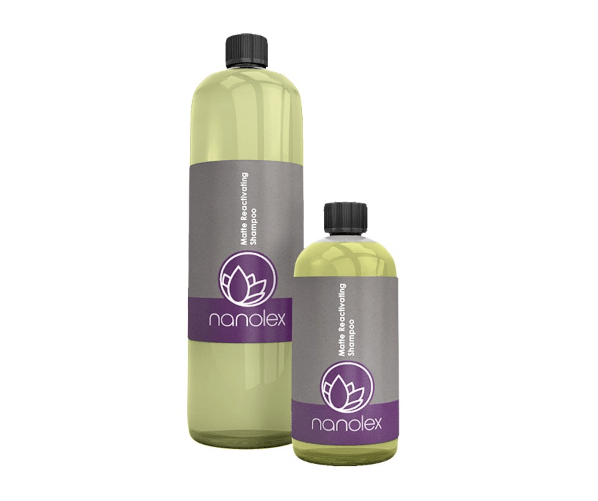 Matte Reactivating Shampoo 750 ml Nanolex