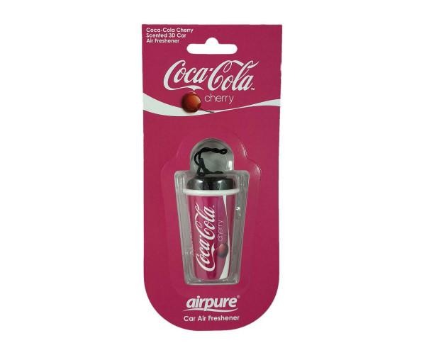 Ароматизатор в автомобиль Air Freshener Coca-Cola Cherry