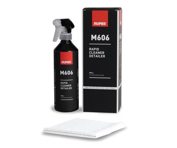 Препарат для быстрой очистки кузова M606 Rapid Cleaner Detailer 500 ml