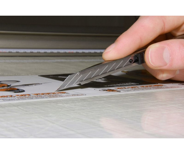 YelloCut SLIM Узкий нож для пленки, 9х130 мм Yellotools