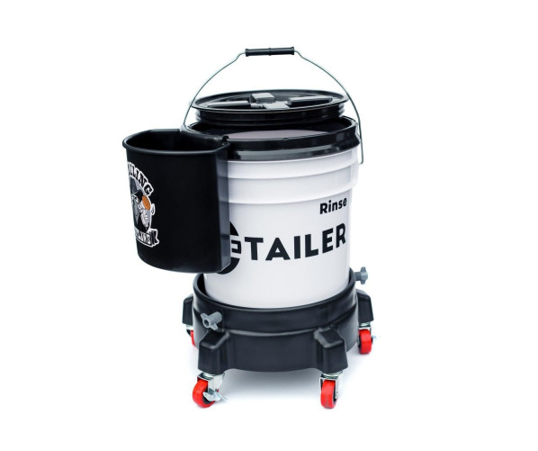 Набір для ручної мийки автомобіля (ополіскування) Car Bucket SET - Rinse