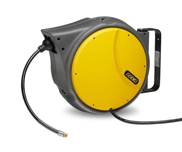 Котушка для передачі стисненого повітря  Котушка для повітряного шланга 16 м / Ø 10 мм