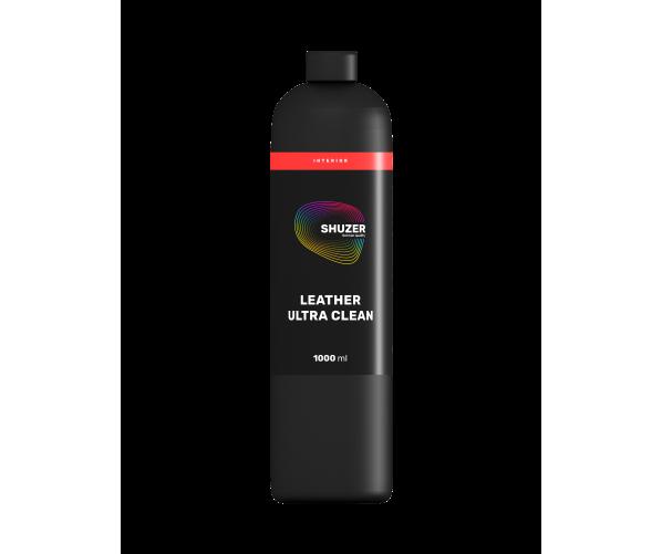 Засіб для очищення шкіряних поверхонь Leather Ultra Clean 1L