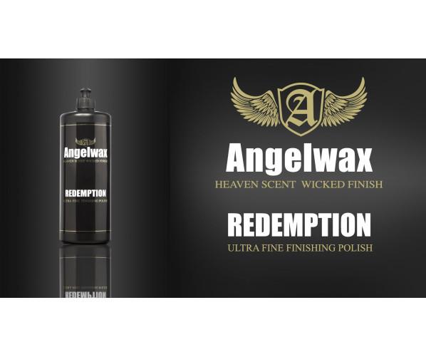 Фінішна полірувальна паста Redemption Compound Fine 1000ml Angelwax