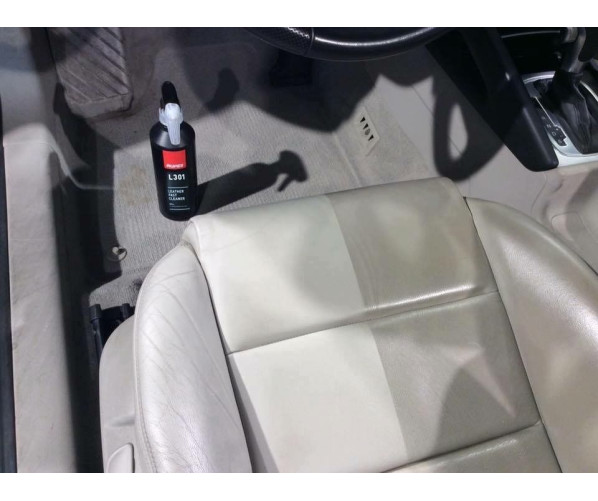 Очищувачі шкіри авто L301 Leather Fast Cleaner,  фото
