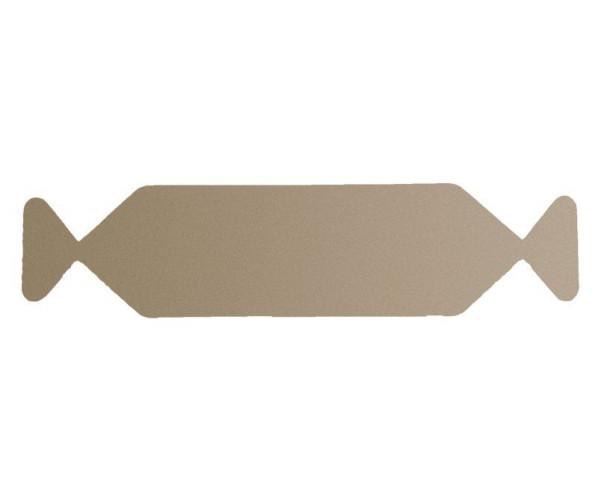 "Ape T-Buffer Wing 4"" 10cm - Self adhesive teflon pad Тефлонова накладка на ракель, 4"" 10 см"