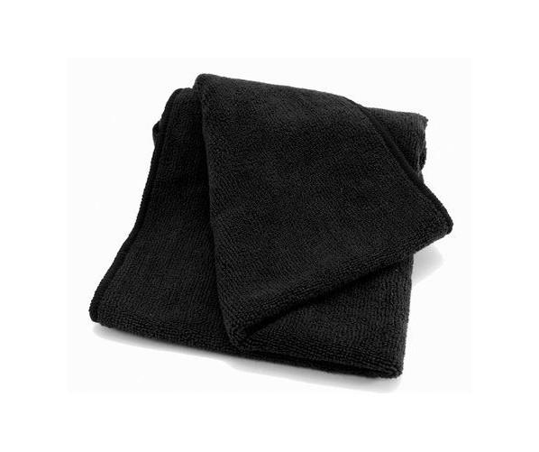 Microfibre Cloth Black DeWitte