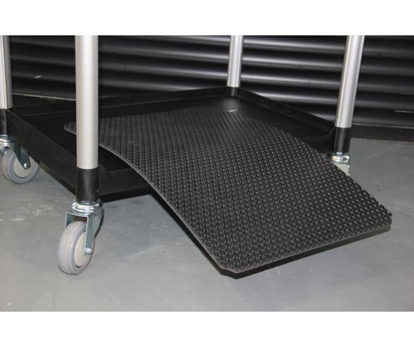 EVA foam pad 670x430x9mm Krauss