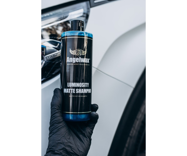 Шампунь для матовых поверхностей авто Luminosity Matte Shampoo 500ml Angelwax