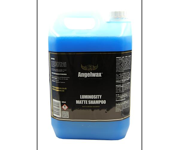 Шампунь для матових поверхонь авто Luminosity Matte Shampoo 5000 ml