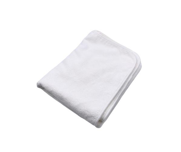 Рушник для просушування кузова Drying towel white 400g/q, Size 60*90cm