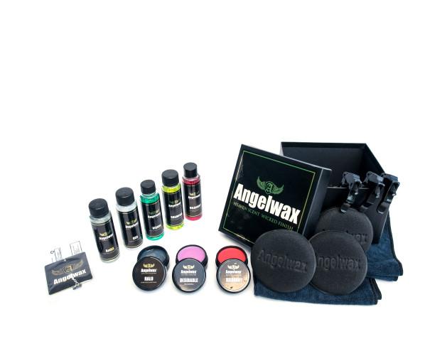 Подарунковий набір преміум автокосметики Limited Edition Sample Presentation Box