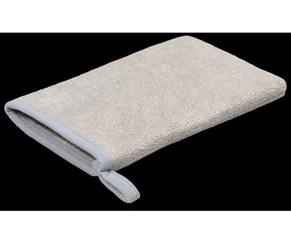 Рукавиця для чищення нержавійки, хрому та нікеля Washing glove stainless steel grey 1 pc