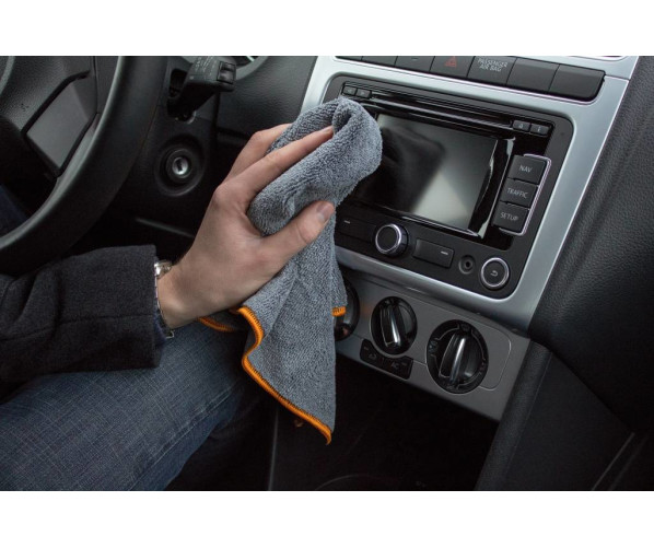 "Інтер'єр Microfibre Cloth ""Nano"" Grey,  фото"