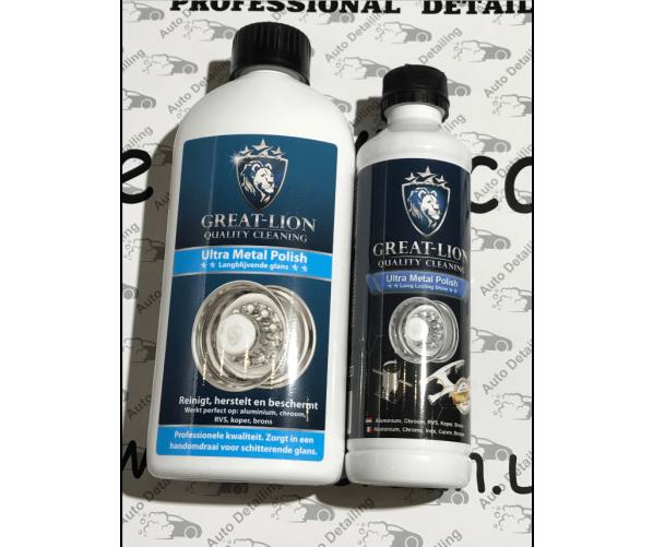 Засіб для догляду за металевими поверхнями Great-Lion Ultra Metal Polish 475 g