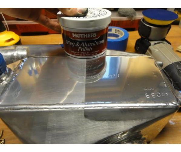 Паста для металу та алюмінію MAG&Aluminum Polish 141g  Mothers