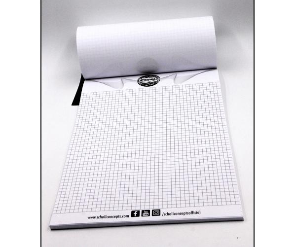 Фірмовий блокнот Scholl Concepts формату А4 Scholl Concepts