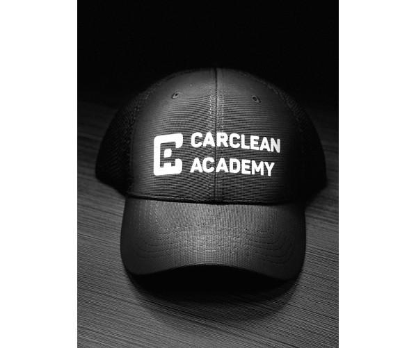 Кепка Carclean Academy Black Carclean®