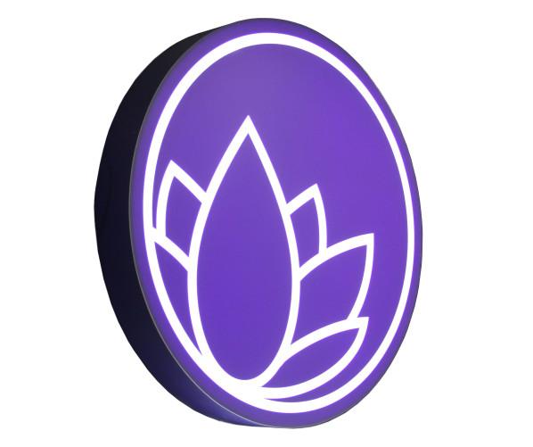 Light Box Logo 80 cm