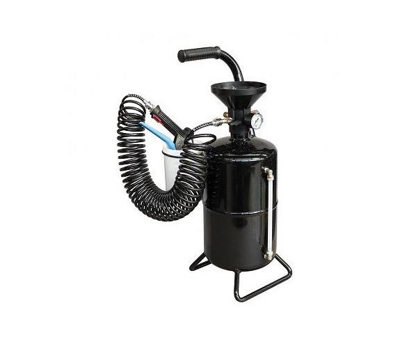 Спрейєр для чорніння резини і пластику Spray-Matic Brush 10L