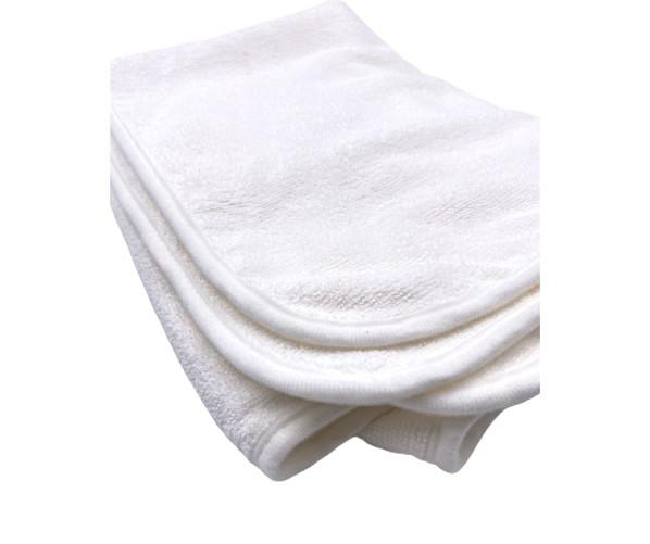 Drying towel white 400g/q, Size 60*90cm Carclean®