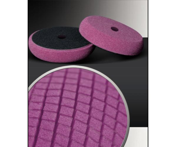 Полировальный малоабразивный круг 3D Spider Pad 80/85 mm, Purple