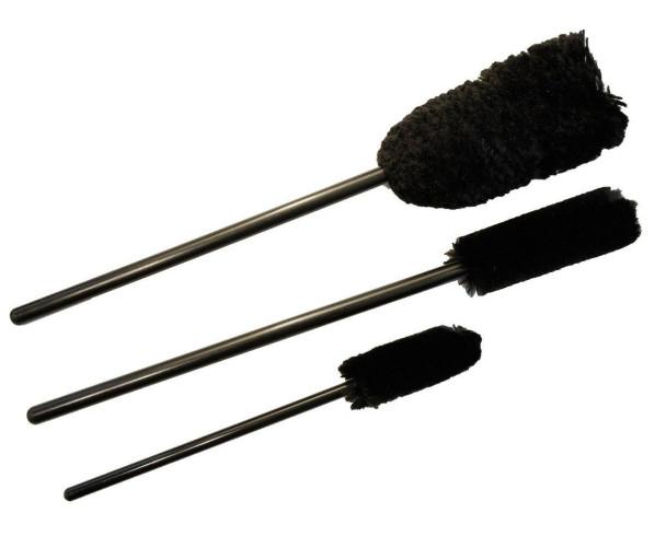 Щітка для делікатного очищення Wheel Woolie Brush Large Monello
