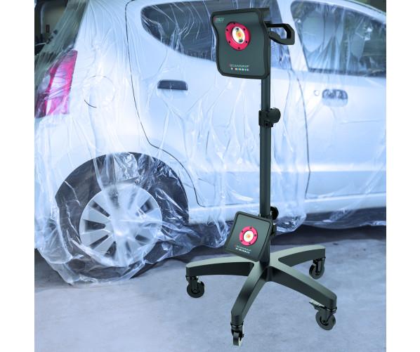Мобільний штатив для освітлення Wheel Stand New Scangrip