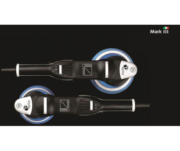 Делюкс набір MARK III для полірування з аксесуарами MARKIII LHR 15/DLX