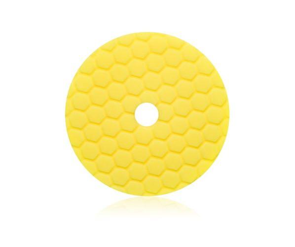 Абразивныйполировальный круг Foam Pad Heavy 165mm, Yellow
