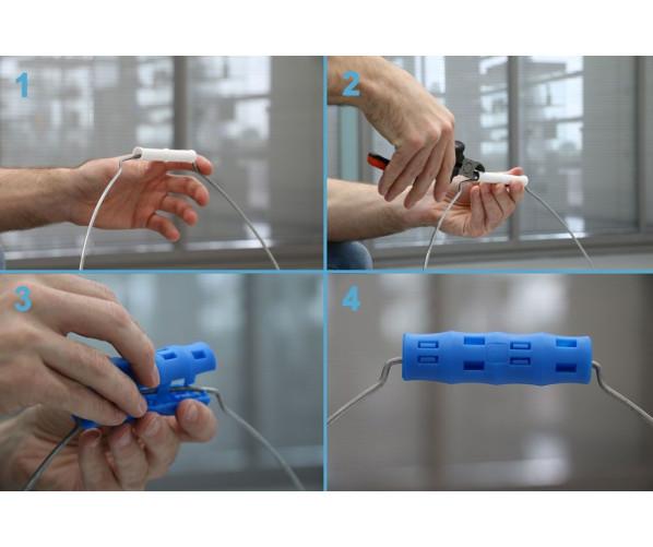 Ручка для детейлинг-ведра Snappy Grip Grit Guard