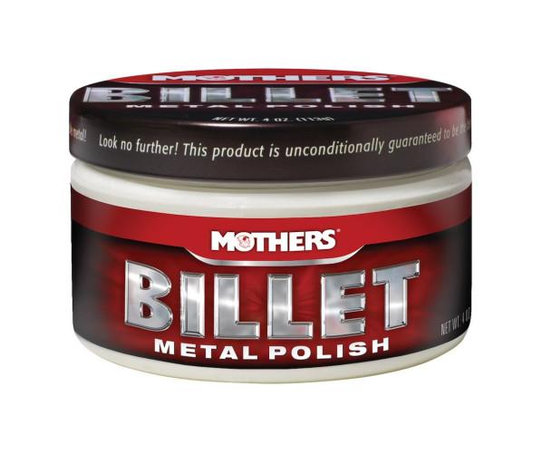 Паста для полирования и чистки хрома Billet Metal Polish 113 gr