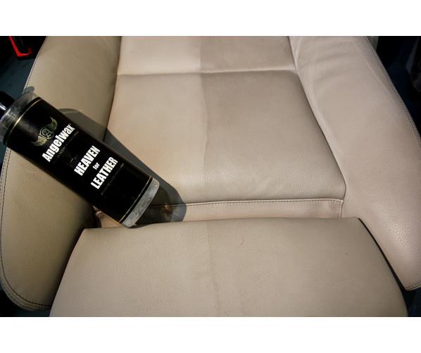 Очищення і захист шкіри Heaven For Leather 500ml Angelwax