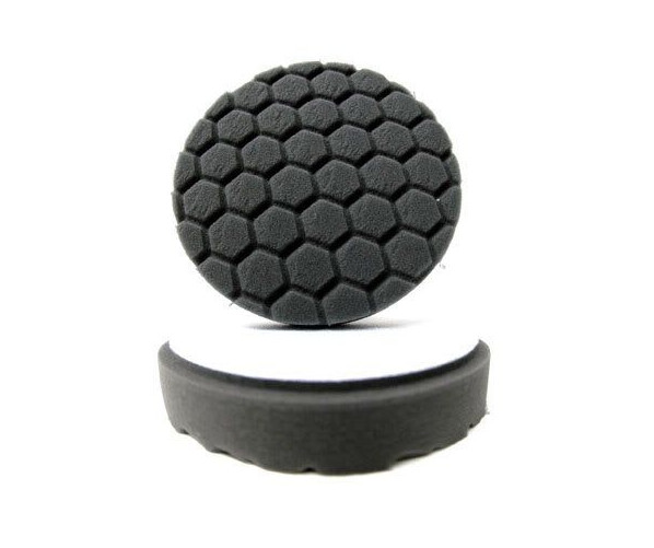 Foam Pad Ultra Finish 135mm, Black Angelwax