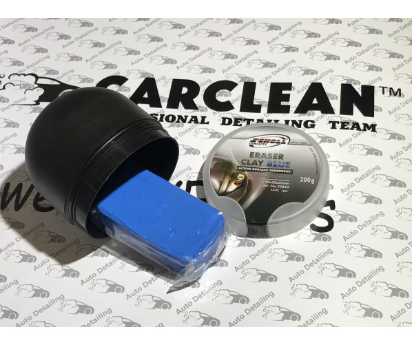 Eraser Clay Box Blue 200g