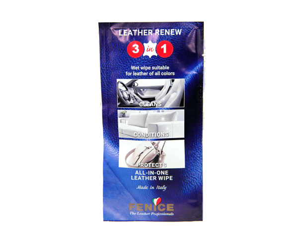 Letter Renew 3 in 1 Single Wipe 1 pc