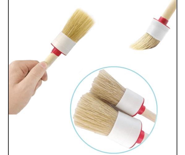 Набор щеток для интерьера и екстерьера  Detailing Car Brush Set - Boar's Hair DETAILER