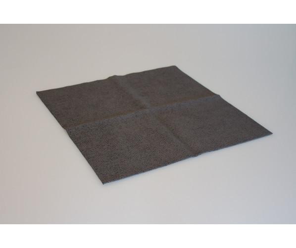 Microfibre Cloth 37x37 сm Grey DeWitte