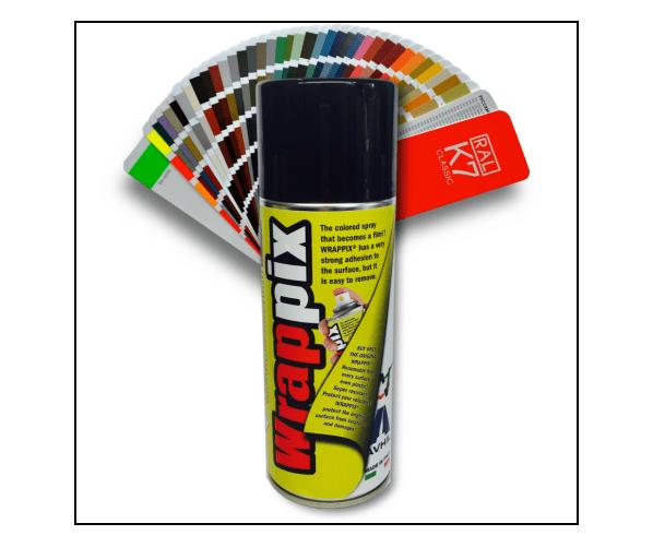 Матова рідка плівка Aerosol Color Assortment - 400ml