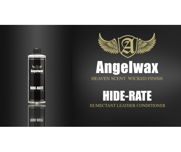 Увлажняющий кондиционер для кожи Hide-Rate 250 ml Angelwax