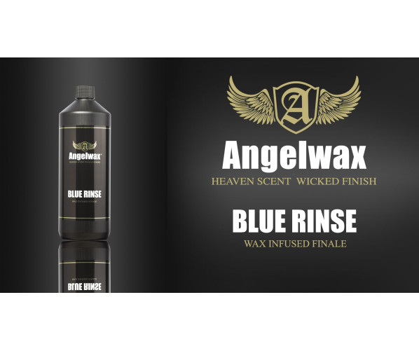 Рідкий віск Blue Rinse 1000ml Angelwax