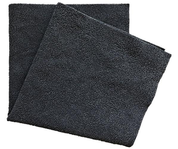 Мікрофібра для скла Microfibre Cloth 37x37 сm Grey