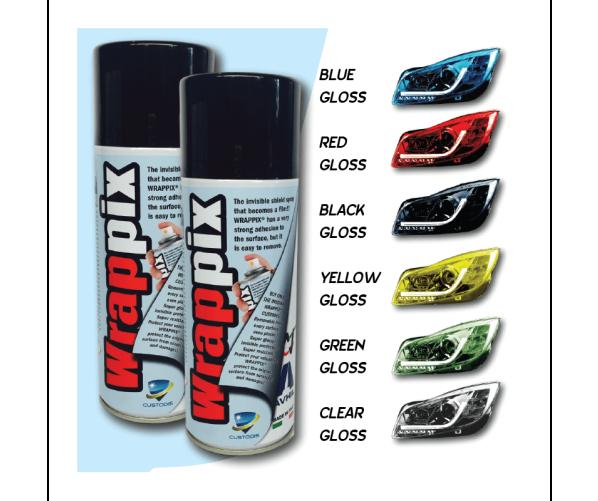 Жидкая, полеуретановая пленка Smoky Headlight 400 ml,  фото