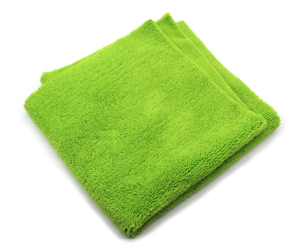 М'яка, щільна мікрофібра Microfibre *Laser Polish* Green
