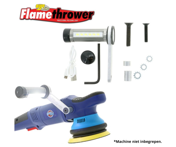 Flamethrower LED Light Kit Carclean®